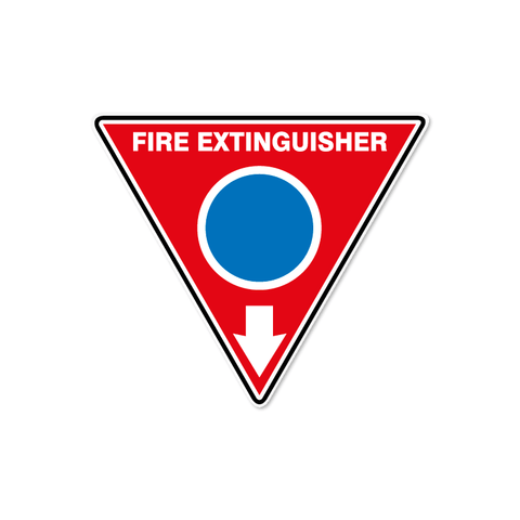 Fire - FIRE EXTINGUISHER BLUE