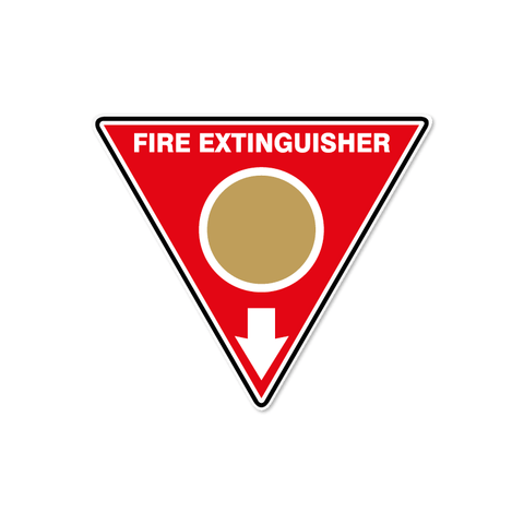 Fire - FIRE EXTINGUISHER GOLD