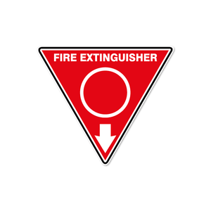 Fire - FIRE EXTINGUISHER RED