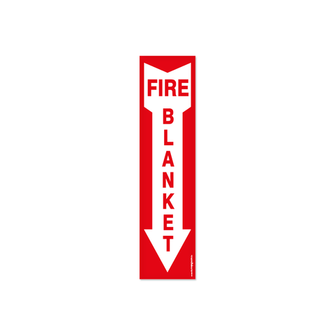 Fire - FIRE BLANKET VERTICAL