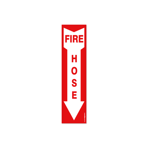 Fire - FIRE HOSE VERTICAL