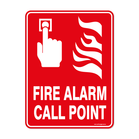 Fire - FIRE ALARM CALL POINT
