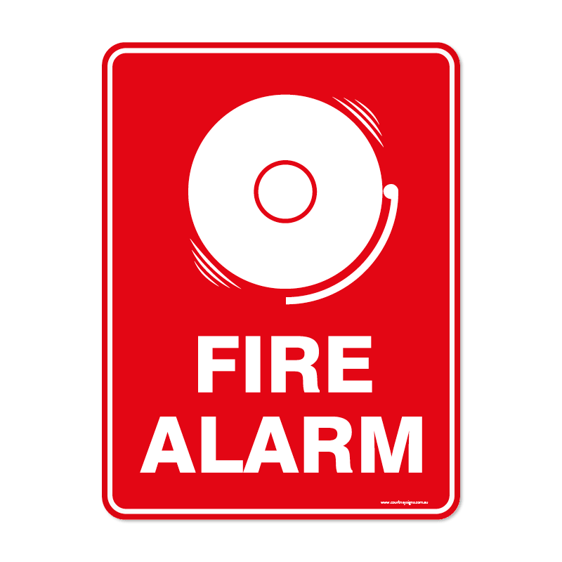 Fire - FIRE ALARM VERTICAL