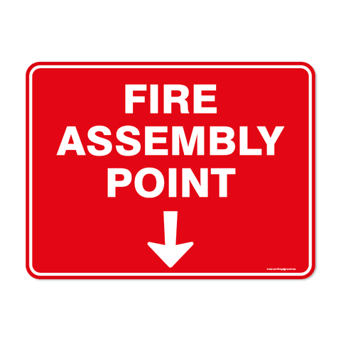 Fire - FIRE ASSEMBLY POINT