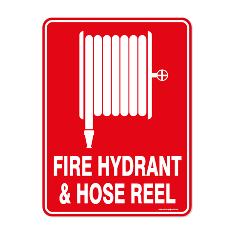 Fire - FIRE HYDRANT HOSE REEL