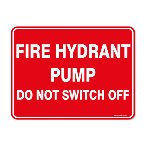 Fire - FIRE HYDRANT PUMP