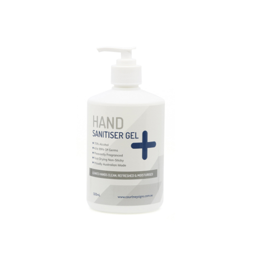 Hand Sanitiser Counter Station