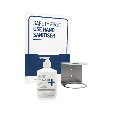 Hand Sanitiser Wall Mount Station (Indoor)