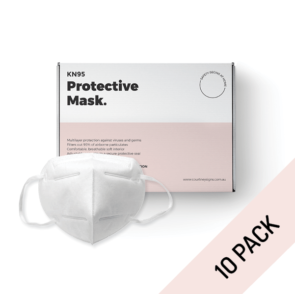 Home KN95 Protective Mask (10 Pack)