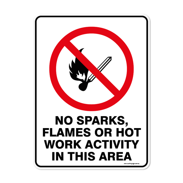 Prohibition - NO SPARKS