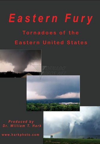 Eastern Fury (Tornado DVD)