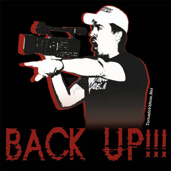 Reed Back Up!!! (T-shirt)