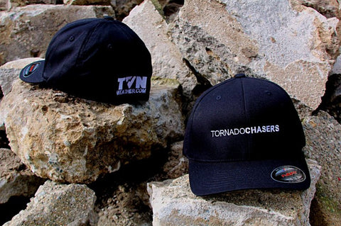 Tornado Chasers Hat (Flex-Fit)