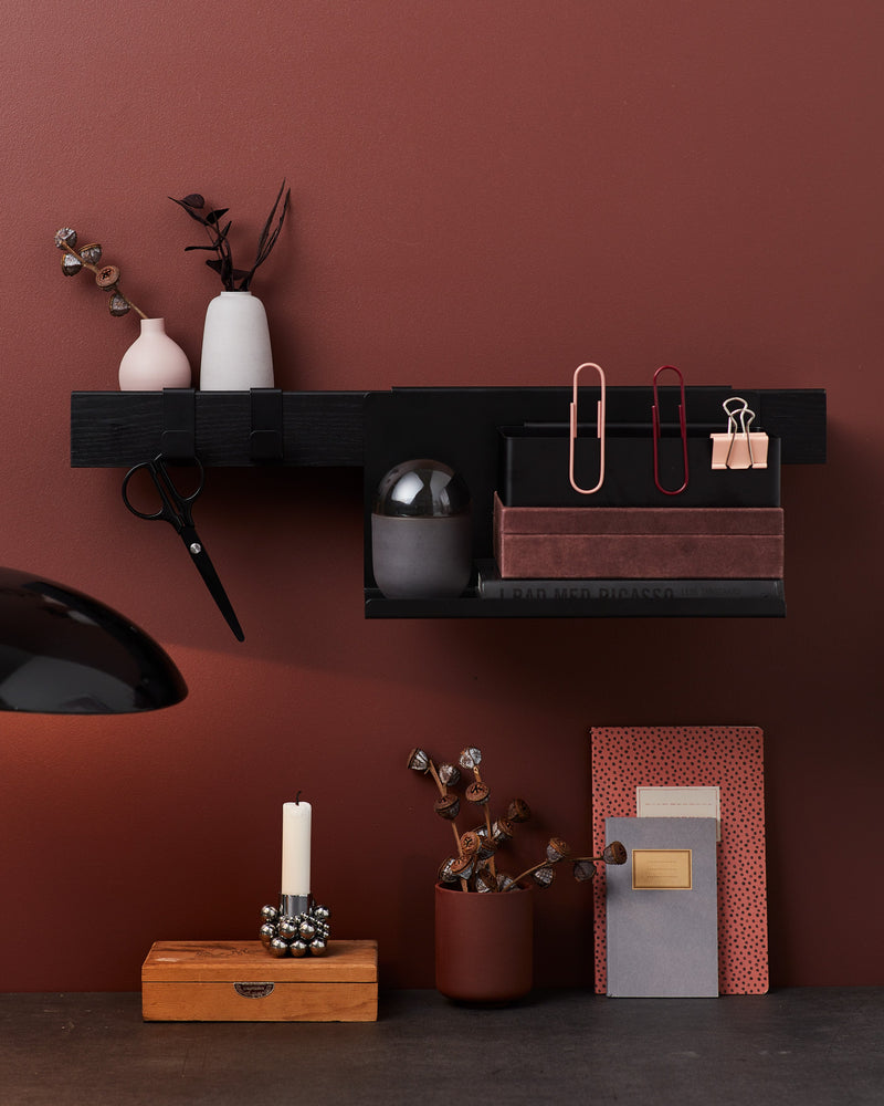 Flex shelf black