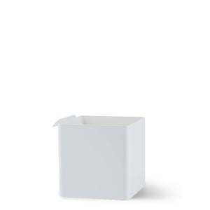 Flex box small white