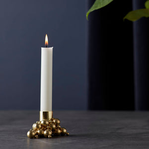 Load image into Gallery viewer, Molekyl candlelight 1 brass
