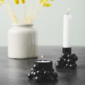 Load image into Gallery viewer, Molekyl tealight 1 black