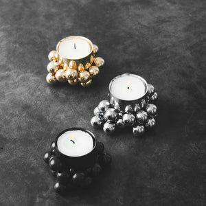 Load image into Gallery viewer, Molekyl tealight 1 brass