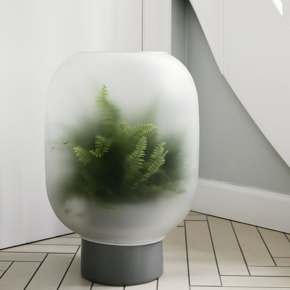 Load image into Gallery viewer, Nebl flowerpot mega grey