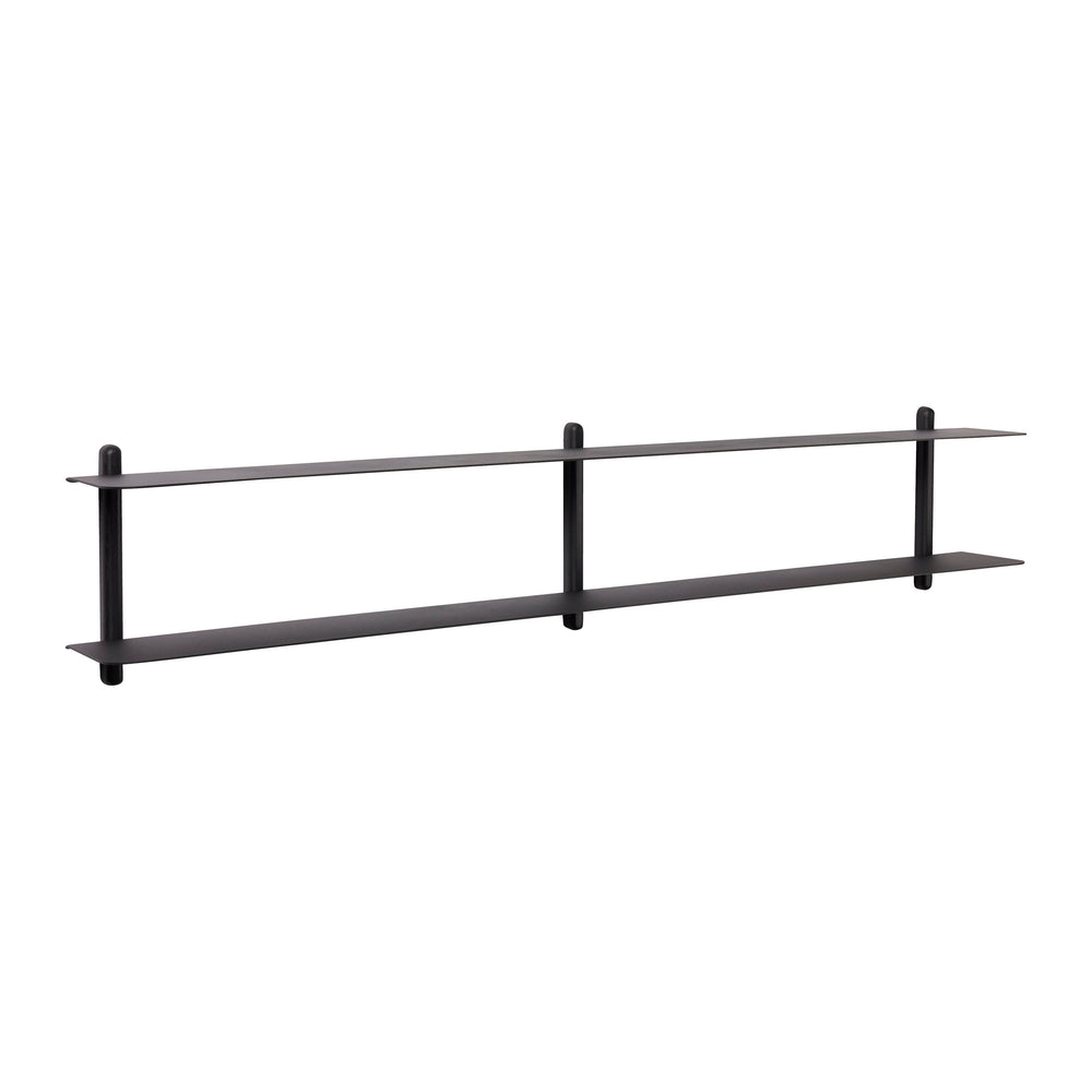 Nivo shelf C black ash/ black