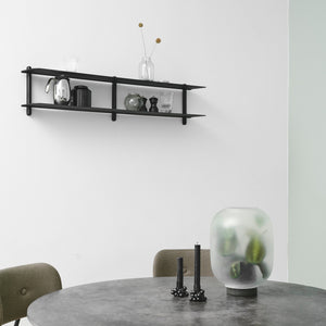 Load image into Gallery viewer, Nivo shelf C black ash/ black