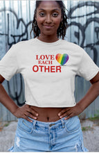 Load image into Gallery viewer, Love Each Other Women's Premium T-Shirt