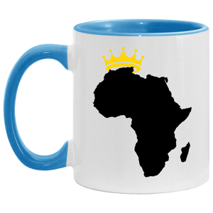 African Kings and Queens Mug