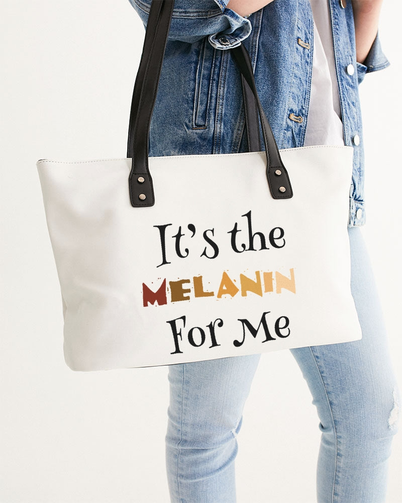 It's the Melanin For Me Stylish Tote