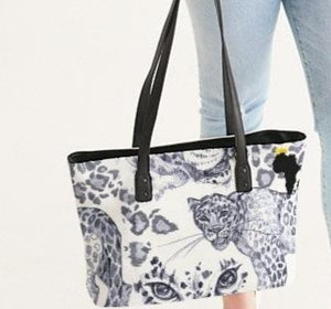 Tiger Stylish Tote