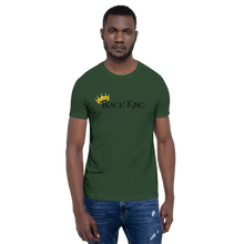 Load image into Gallery viewer, Black King T-Shirt