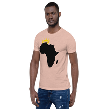 Load image into Gallery viewer, African Kings and Queens Unisex T-Shirt