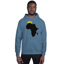 Load image into Gallery viewer, African Kings and Queens Unisex Hoodie
