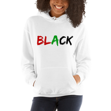 Load image into Gallery viewer, Black Women's Hoodie
