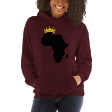 Load image into Gallery viewer, African Kings and Queens Hoodie