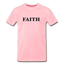 Load image into Gallery viewer, Faith Men's Premium T-Shirt - pink