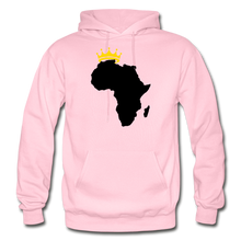 Load image into Gallery viewer, African Kings and Queens Men's Hoodie - light pink