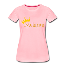 Load image into Gallery viewer, Melanin Queen Premium T-Shirt - pink