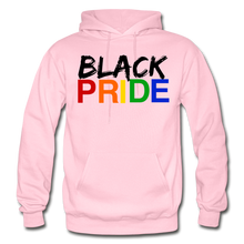 Load image into Gallery viewer, Black Pride Adult Hoodie - light pink
