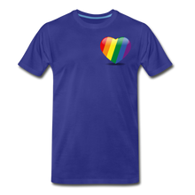 Load image into Gallery viewer, Pride Men's Premium T-Shirt - royal blue
