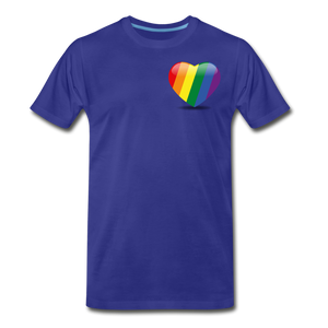 Pride Men's Premium T-Shirt - royal blue