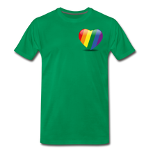 Load image into Gallery viewer, Pride Men's Premium T-Shirt - kelly green