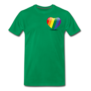 Pride Men's Premium T-Shirt - kelly green