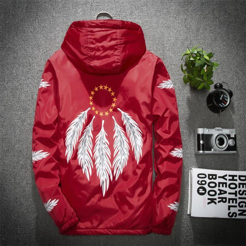 Feather WindBreaker
