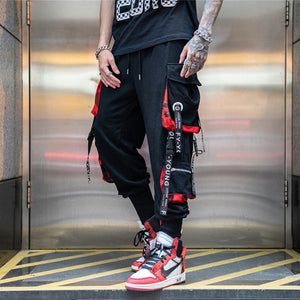 Ribbon Harlan Beam Pants Sweatpants Joggers