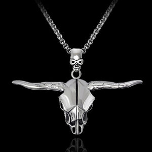 Horned Necklace