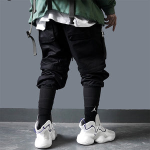 Detachable Multi Pockets Cargo Pants 2019 Joggers