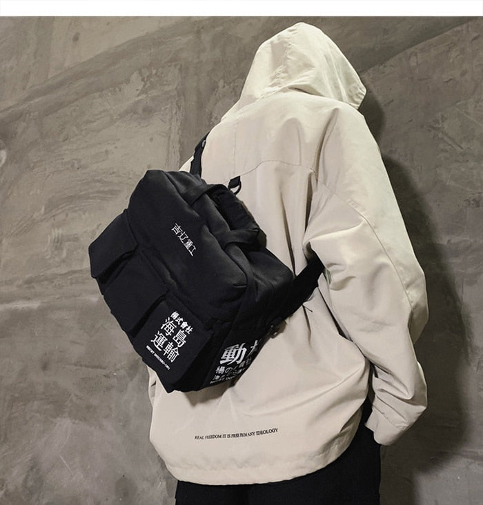 Messenger Backpack 2019