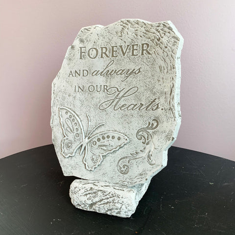 Forever and Always Stone