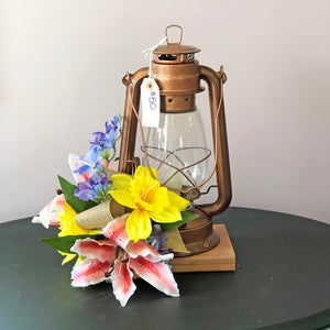 Lighted Lantern