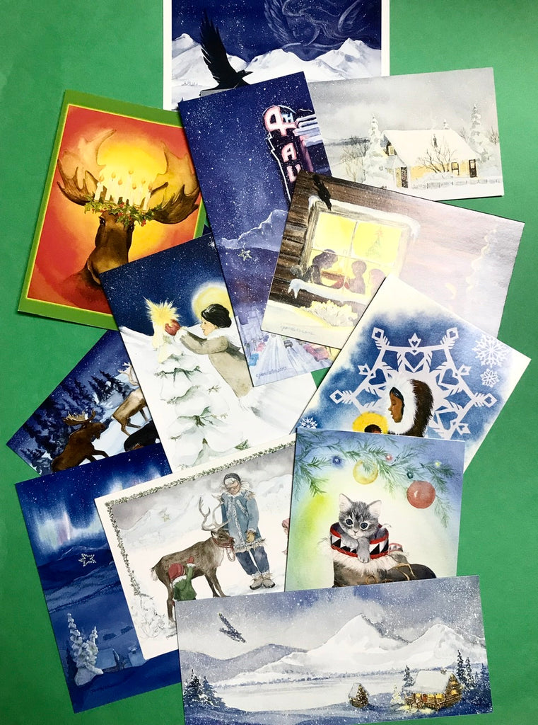 Variety Pack Holiday Cards